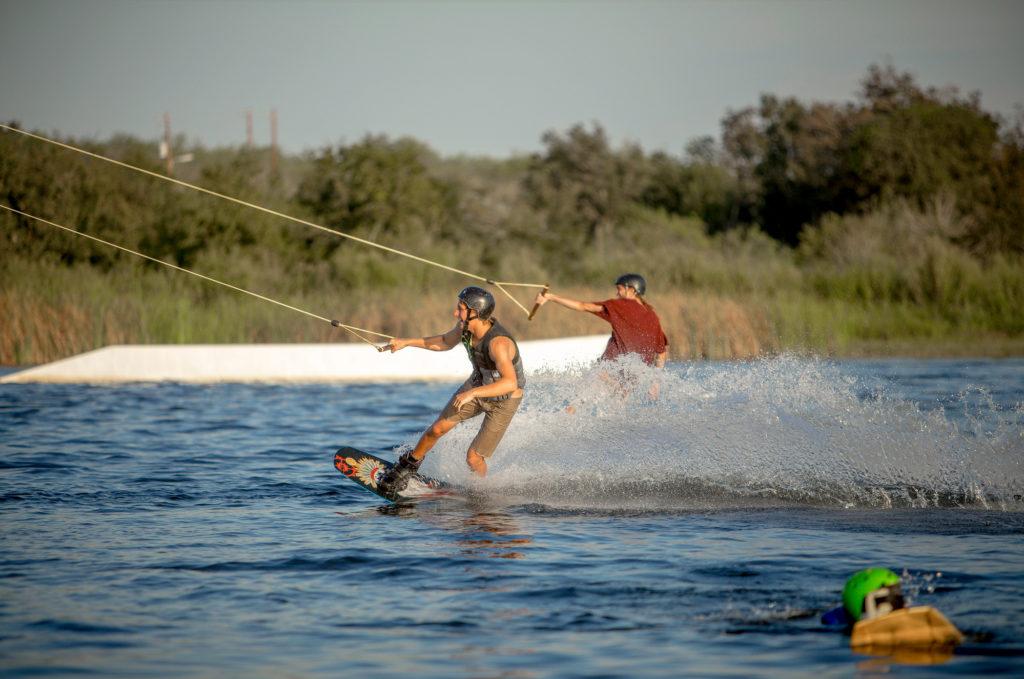 wakeboarding in Austin Texas