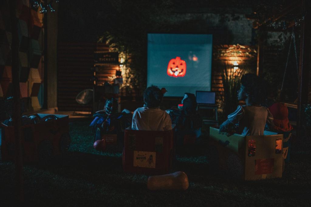 neighborhood Halloween ideas